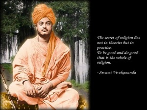 Swami Vivekananda -Secret of Religion