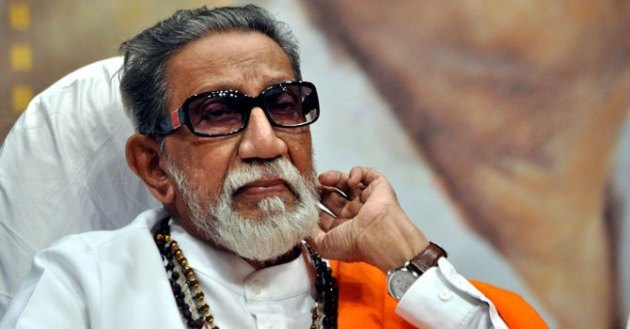 Bal Thackeray (January,23,1926- November 17,2012 ) Photo-Thanks-Google Images
