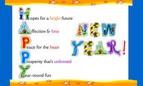 Happy New Year-  (Coutesy- Pritiben)