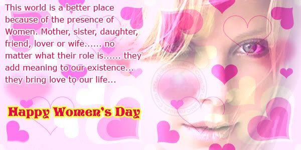 Happy Womens-Day