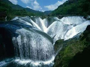 Water fall- Scene