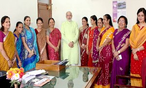 Womans' Day IN Gujraat