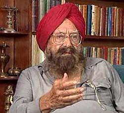 Khushwant Singh, 98 +