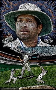 Sachin Tendulkar's  Amazing Picture..... ( click on this picture to see it enlarged)