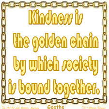 Chain of kindness