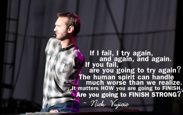 Nick Vujicic-with quote