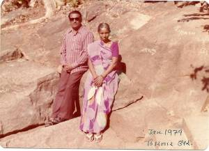 Vinodbhai-Kusum on Grnar