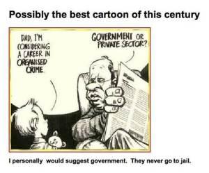 Cartoon for corruption -Haasy drbaar