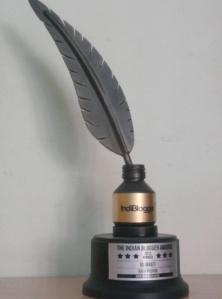 The Indian Blogger AWARDS 2013 Winner GUJARATI : JUGALKISHOR (NET-ગુર્જરી)