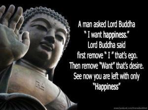 Buddha- and I