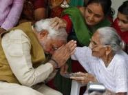 Namo-victory- mother's blessings -1