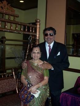 લગ્નના ૫૦ વર્ષ બાદ-શ્રી નવીનભાઈ બેન્કર અને કોકિલાબહેન