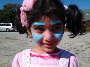 પુત્રી સાન્વી