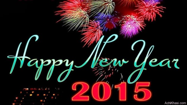 Happy New year-2015