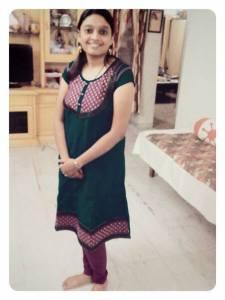 Sahradayi Modi -ShallyCourtesy Face Book