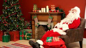 santa-claus-sleeping-in-living-room