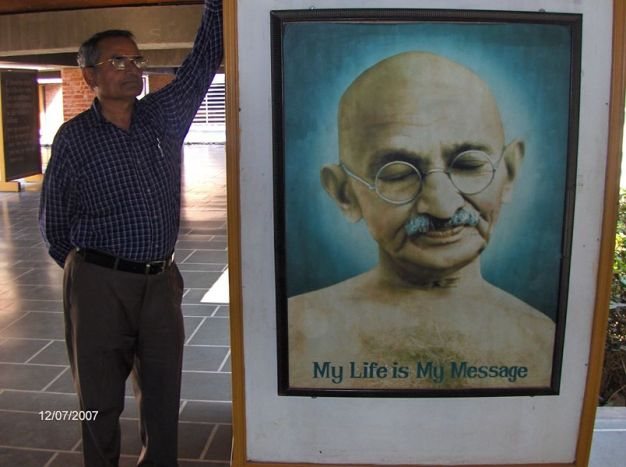 Gandhi-vrp