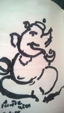 Ganesh art- vrp