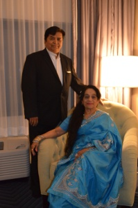 Mr.Harnish Jani-Mrs.Hansa Jani