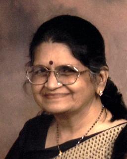 Late Dr.Chandralekha Davda