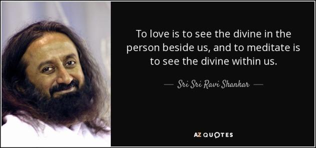 Sri Sri Ravishankar
