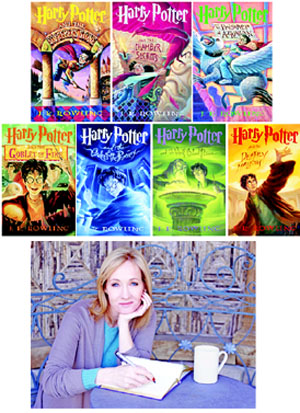 Harry Potter writer