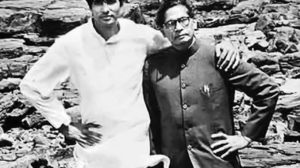 Amitabh - Fathers day