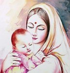 Mother-and child-Art pic.