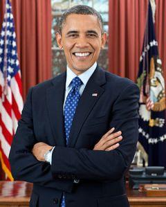44th President Barack Obama Jr.