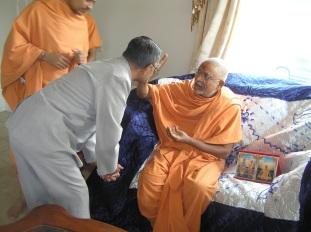 Kothari Swami and VRP